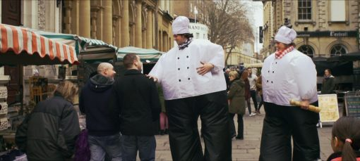 Bouncing Chef