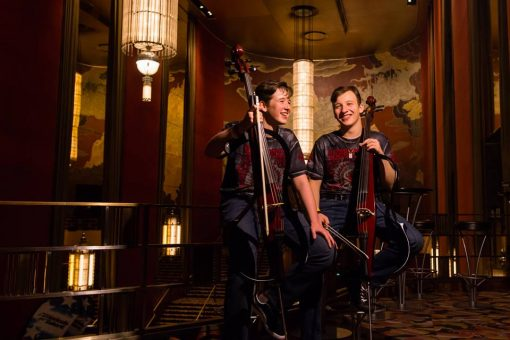 Dueling Cellos