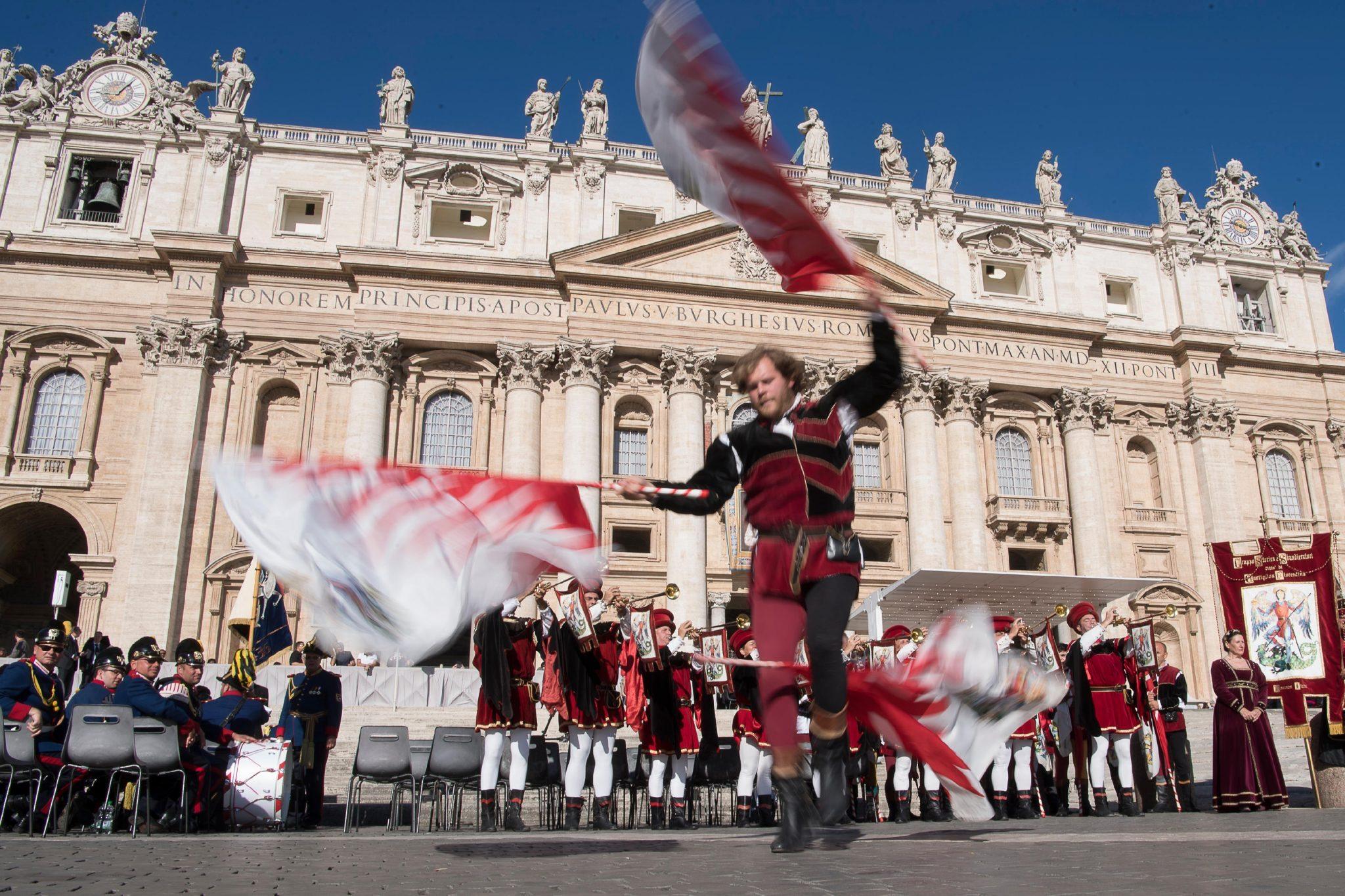 Flag Wavers Italy