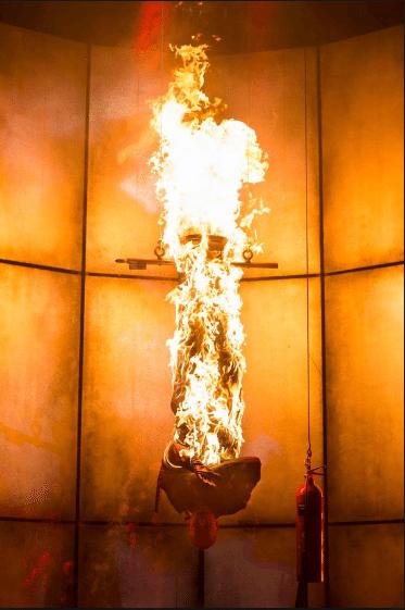 Stunt Performer Las Vegas