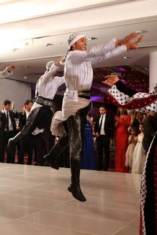 Dabke dance