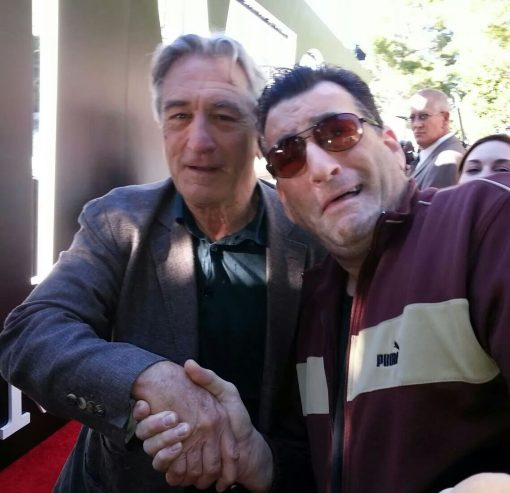 Robert DeNiro lookalike