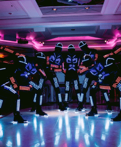 LED Tron Dancers