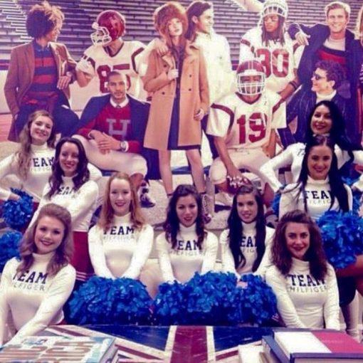 UK Cheerleaders