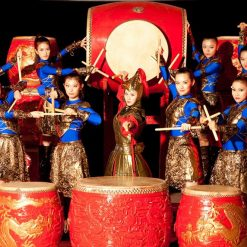 Chinese Female Drumming Group