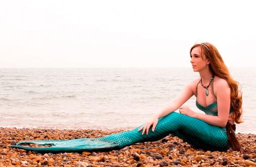 Underwater Mermaid