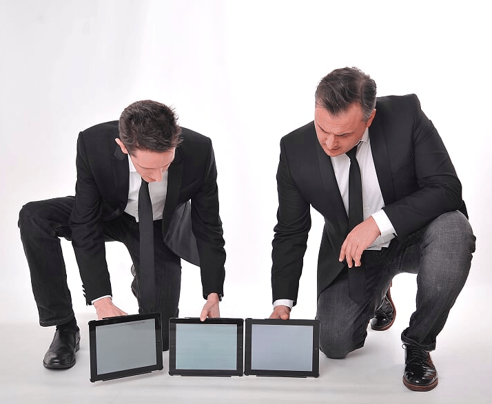 multi ipad show