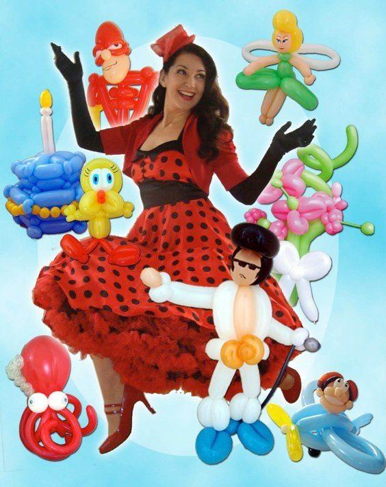 Balloon Artist UK