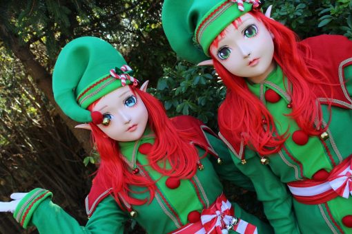 Christmas Elves