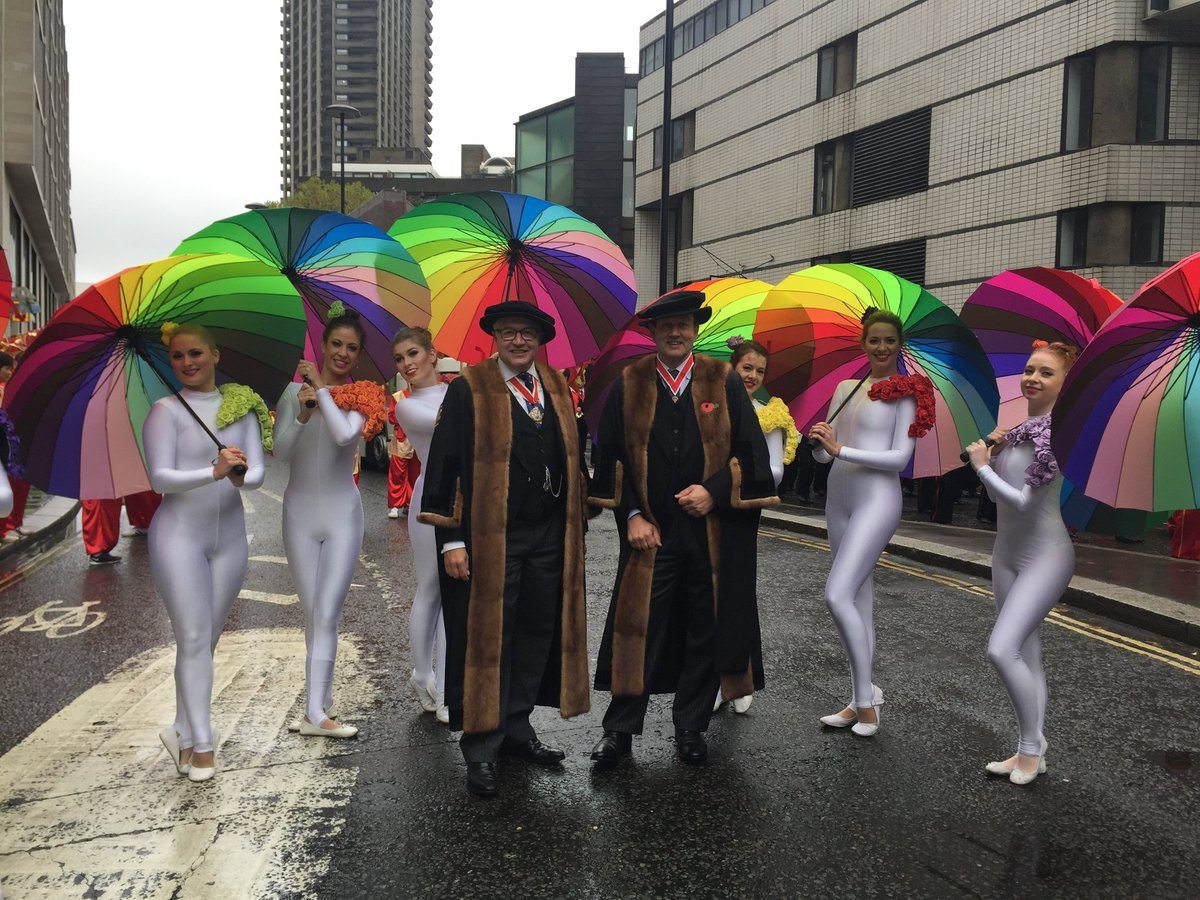 Lord Mayors Show 2017