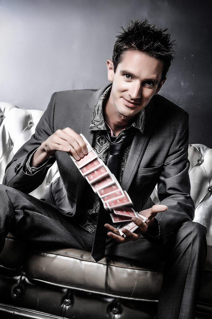 ipad magician las vegas