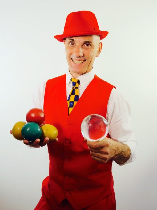 Comedy Mime and Juggling Show