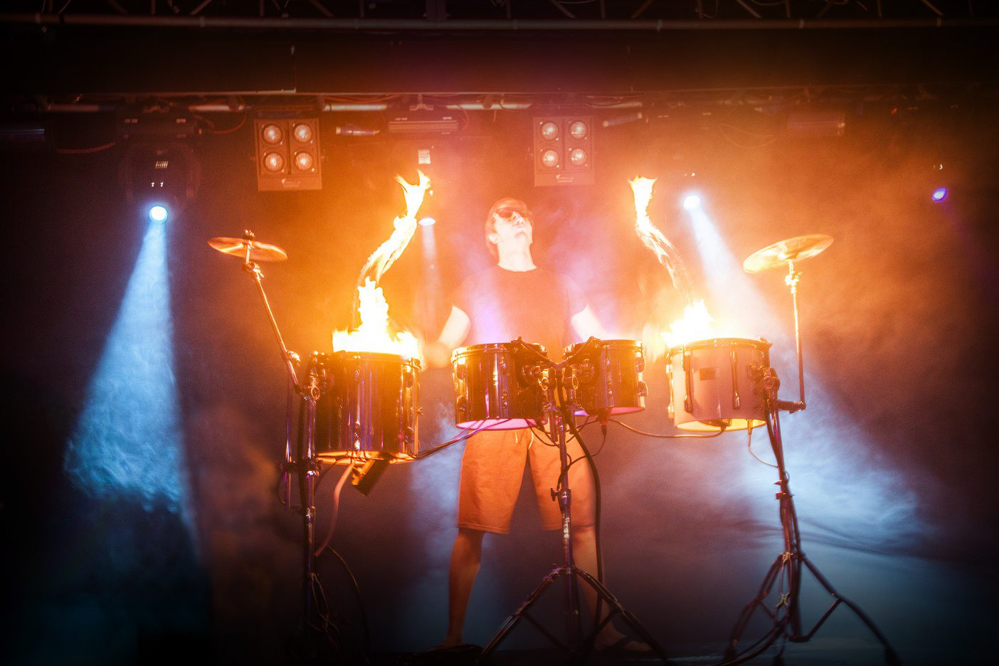 Fire Drums