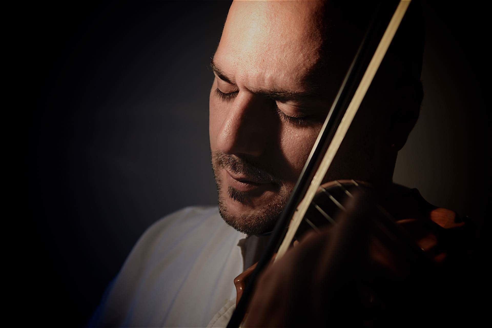 Electric Violinist