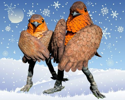 Walkabout Robins