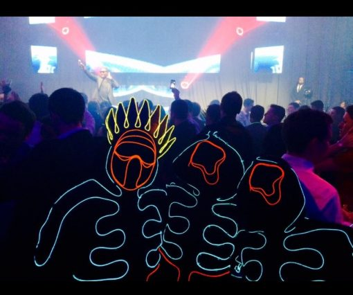 LED Tron Dancers uk