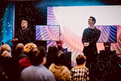 Trade Show Magicians Las Vegas