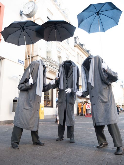 Headless Characters