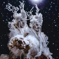 Ice King Stilt Walkers