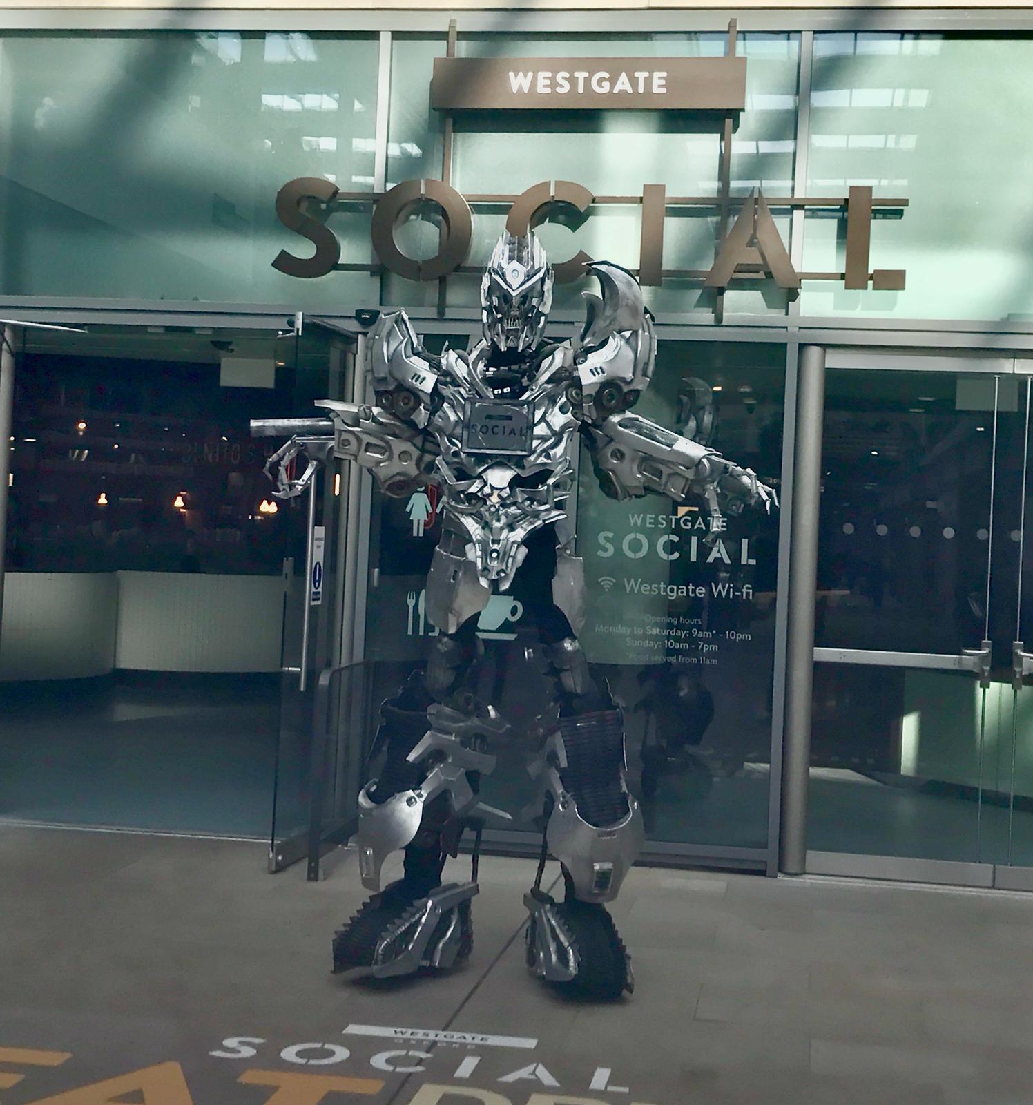 Robot UK