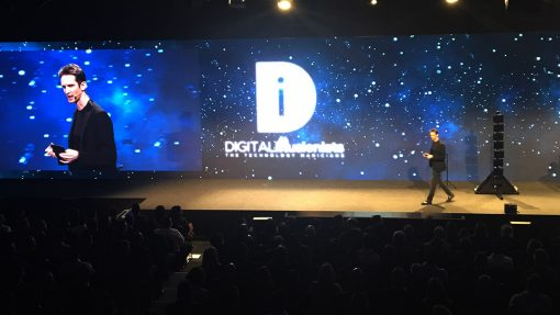 Keynote Speaker and Digital Illusionist