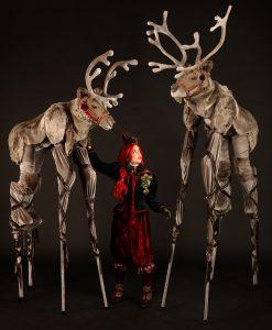 Reindeer Characters