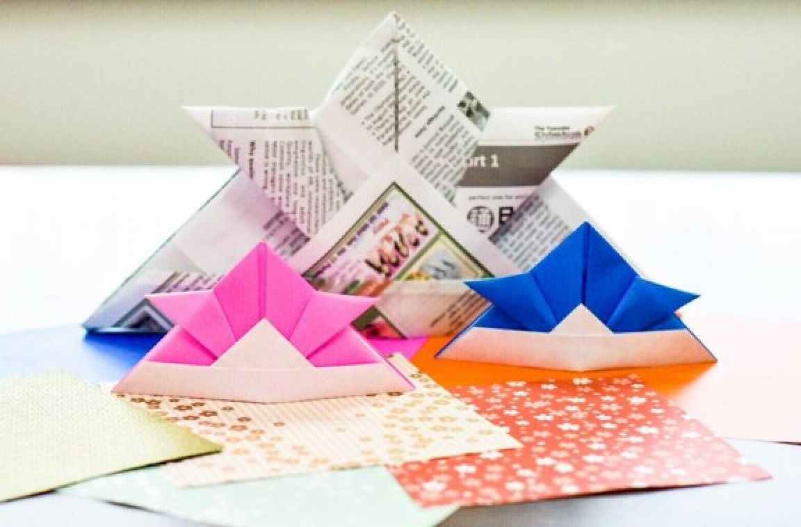 Virtual Origami Classes