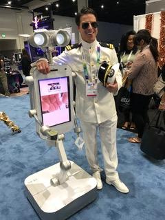 Robot California
