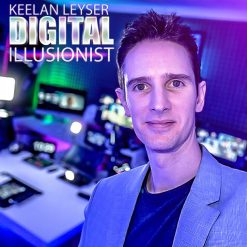 VIRTUAL MAGICIAN ONLINE MAGIC SHOW USA