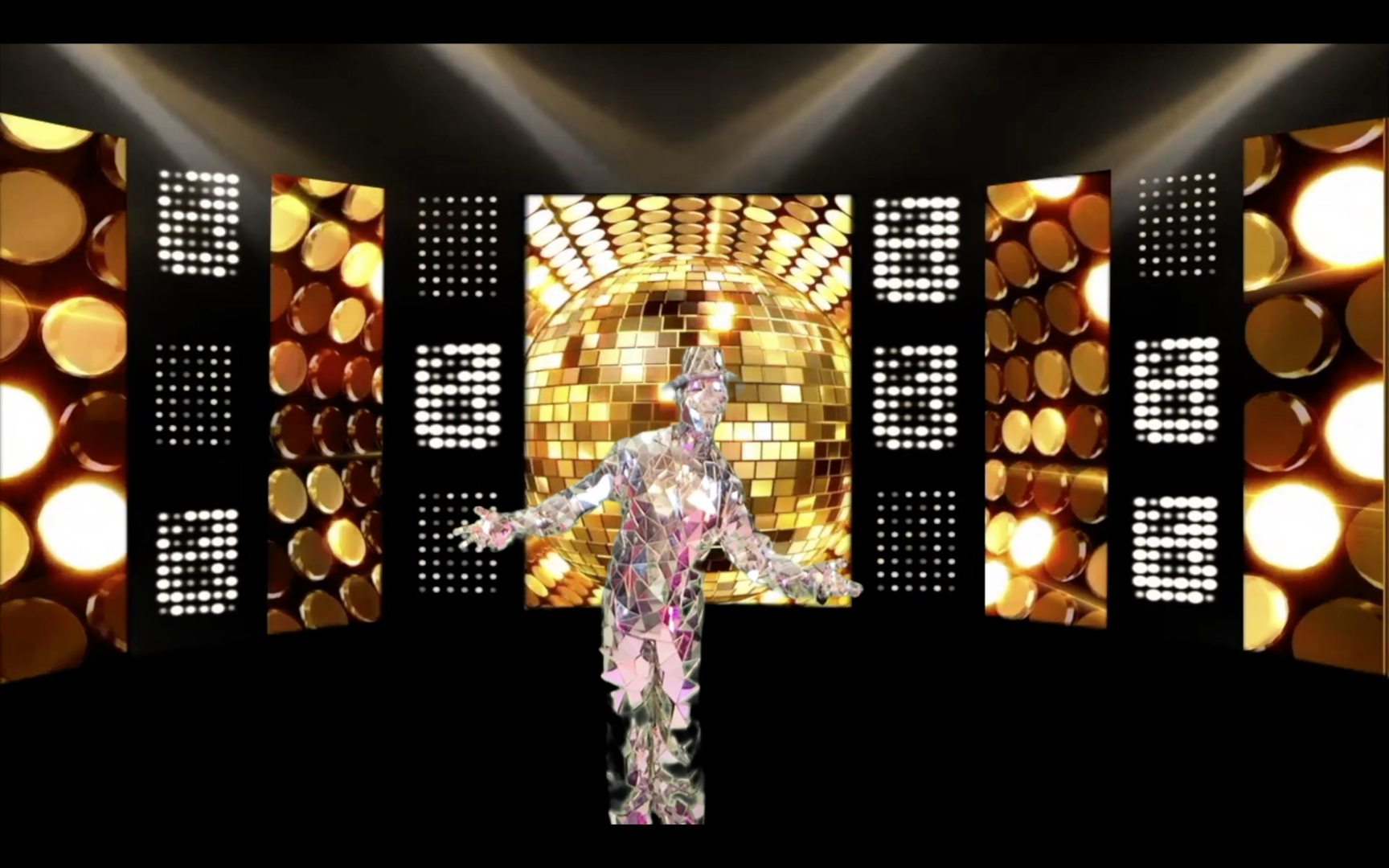 virtual mirror man
