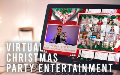Virtual Christmas Party Entertainment Ideas