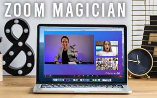Zoom Magician  – Performer Profile