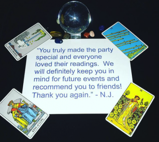 Virtual Tarot Reader