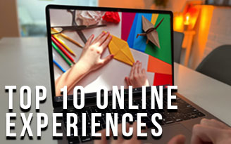 Top 10 Online Experiences for Corporate Virtual Events